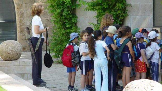 В Ізраїлі вводиться закон, що обмежує право на носіння зброї для охоронців