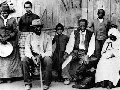 За часів громадянської війни в США в період з 1861 по 1865 чорношкірі раби вели активну розвідувальну діяльність за дорученням армії Півночі