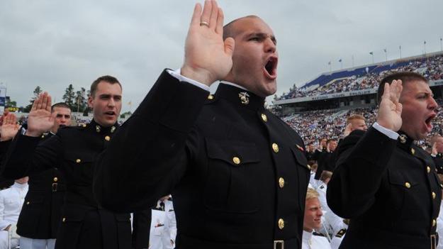 Морпіхам і морякам ВМС США море тепер вище коліна