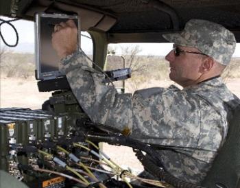 Системи зв'язку, що використовуються в збройних силах США