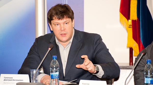 Дмитрий Галочкин, член ОП