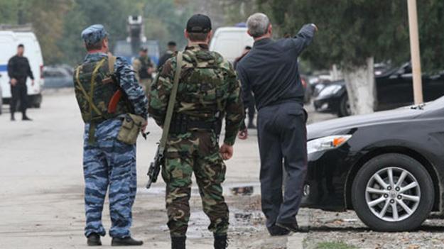 В Ингушетии взорван автомобиль - погиб полицейский