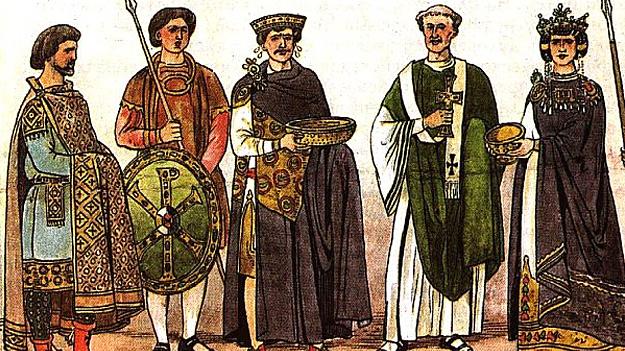 Спецслужби Греції. Візантія