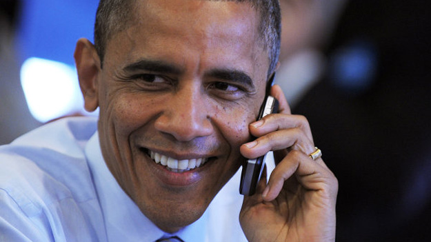 Секретная служба запрещает президенту США пользоваться iPhone