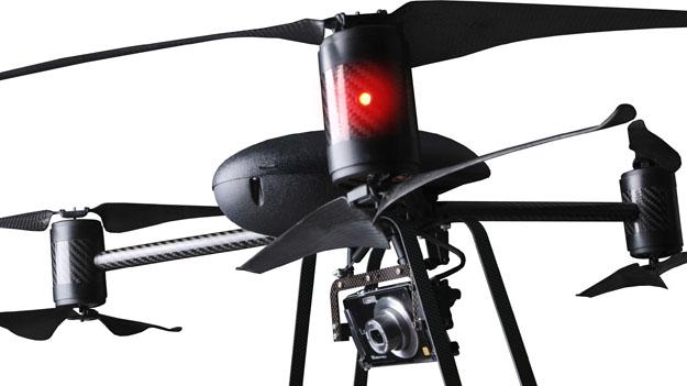 Полиция Лос-Анджелеса использовала летающих дронов для тотальной слежки