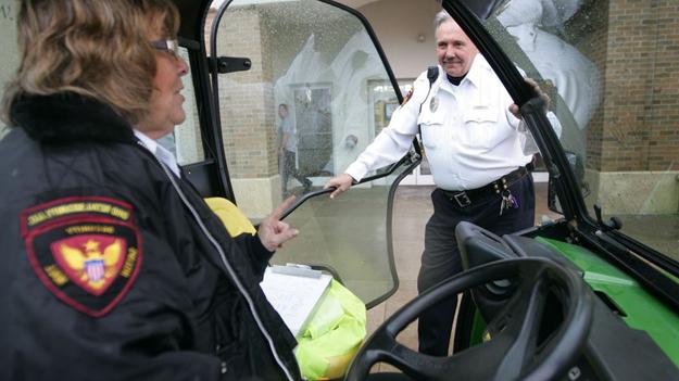 Поліція Дейтона переймає досвід співпраці з ПОП