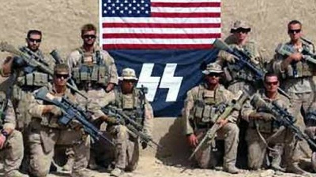 флаг нацистов