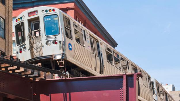 За 2012 год уровень преступности на транспортной системе Чикаго увеличился на 21%