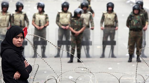 Єгипет - бізнес-імперія військових і поліції