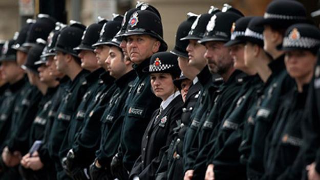 Британская полиция откажется от расследования мелких краж