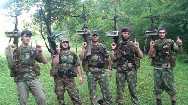 фото лесные братья