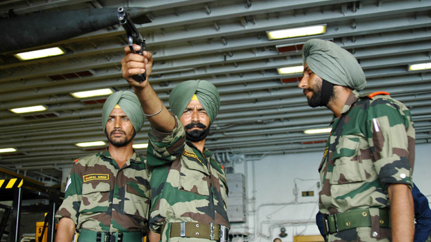 Індійська поліція взялася за навчання приватних охоронців