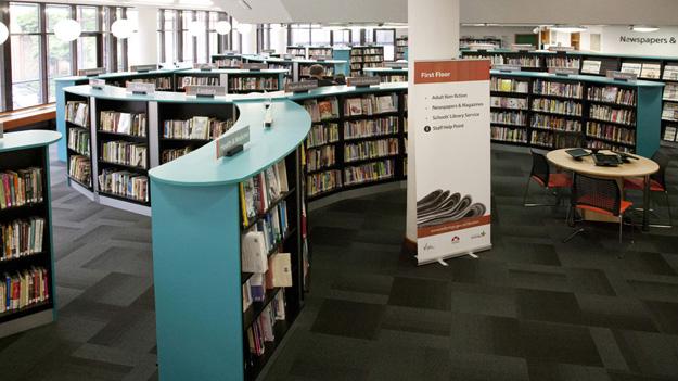 У британських бібліотеках спокій забезпечують приватні охоронці