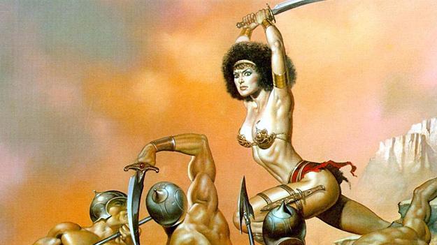 Амазонки - феміністський спецназ давнини