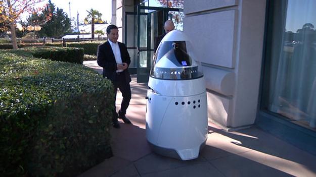 G4S намагається створити роботів-охоронців