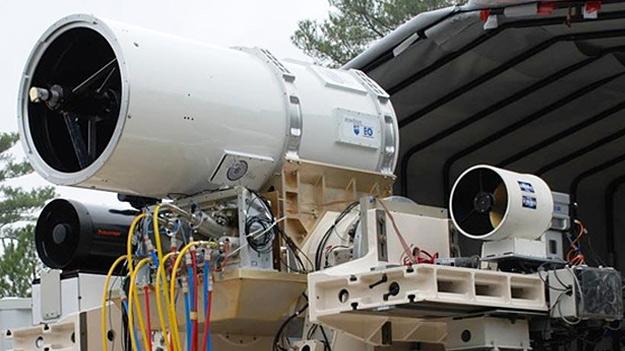 Центр стратегічних і бюджетних оцінок ВМС США: «У лазерної зброї є майбутнє»