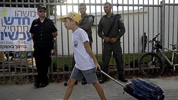 Система відстеження переміщень охоронців захищає школи в Ізраїлі