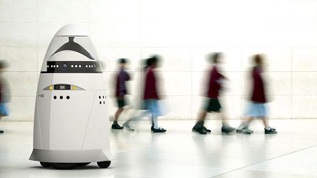 Робот-охоронець каліфорнійської компаній може залишити без роботи своїх аналогів з крові і плоті