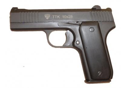 Травматический пистолет ТТК