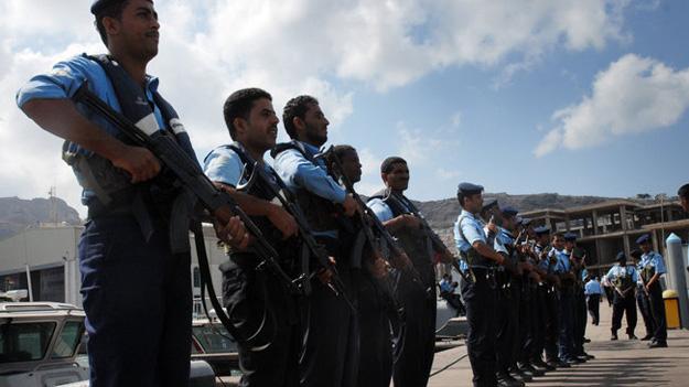 Охоронці в Ємені працюють понаднормово за низьку зарплату