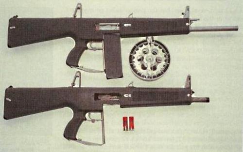 В целом дробовики АА-12 - это очень удачное оружие в своем классе.  Простое, надежное, обладающее огромной огневой...