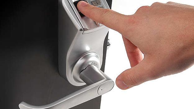 Біометричні замки - сучасні засоби захисту від злому