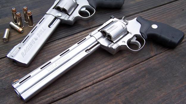 Рідкісний, дорогий і досконалий. Дайджест цікавих пістолетів і револьверів