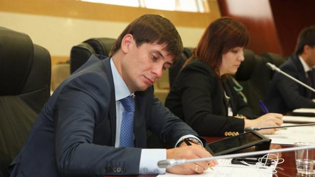 Вадим Деньгин, первый заместитель председателя комитета Госдумы по информационной политике