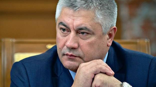 Министр МВД России Владимир Колокольцев