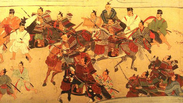 Довічні охоронці - самураї. Міфи і реальність