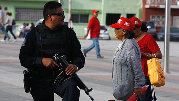 Прайвесі і розширення ринку приватної охорони в країнах Латинської Америки