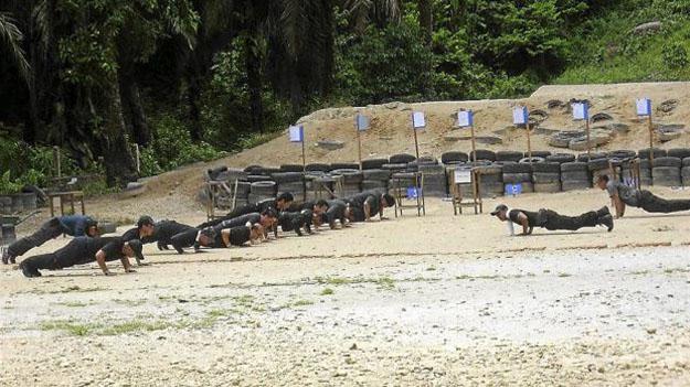 У Малайзії зростає попит на охоронців