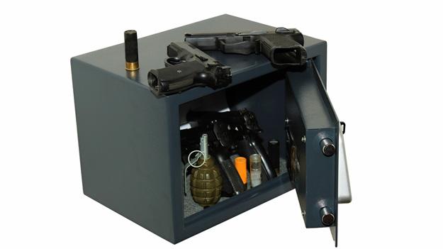 Требования к сейфам для различных видов оружия