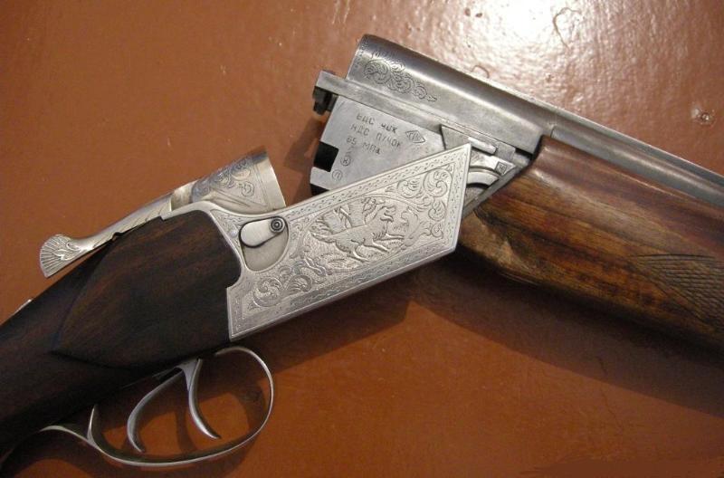 иж 34 ружье фото