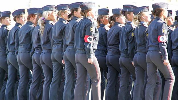 Формы в униформе