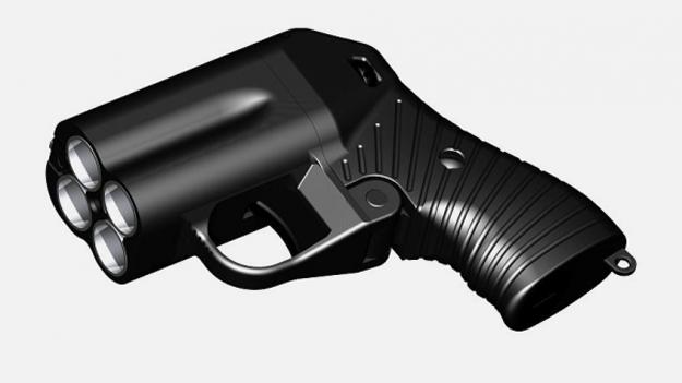 Сотрудников полиции вооружат  «Осой» с лазерным прицелом