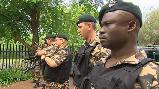 Більше, ніж армія: приватні сили безпеки ПАР