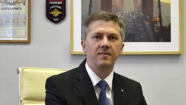 Евгений Плотников, первый заместитель генерального директора петербургской компании «Росохрана Телеком»