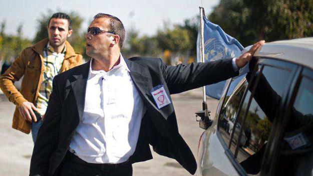 Secure Land - перша приватна охоронна компанія в секторі Газа
