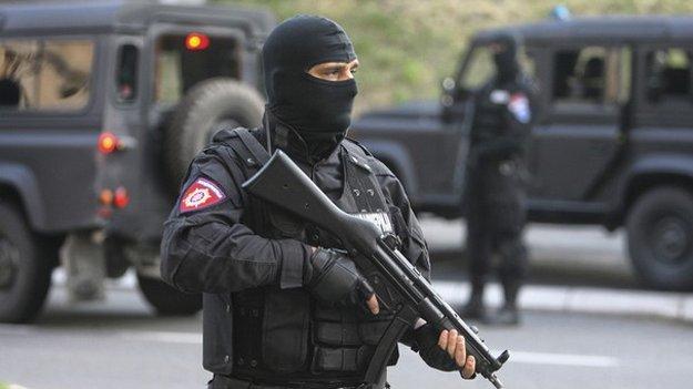 Сербія переходить до регулювання приватної охорони