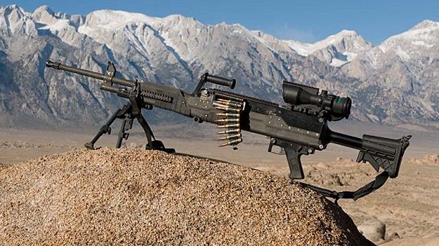 Американські зброярі розробили новий легкий кулемет
