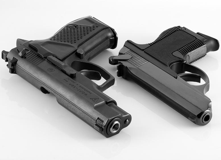 пистолета ПСМ-Р не внешнее