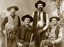 Техаські рейнджери - справжні попередники Чака Норріса