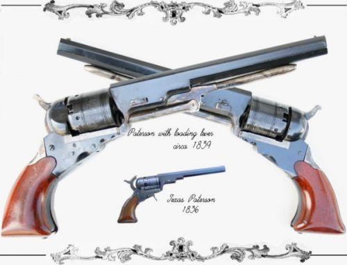 создания револьвера Кольт .