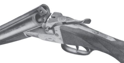 Ружья Зауэр - Восьмая серия модель МОДЕЛЬ VIII - Зауер 8.