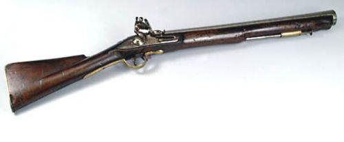 Гладкоствольна зброя. Частина 1