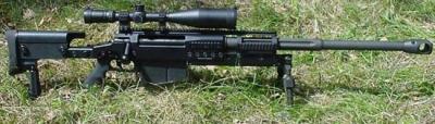 Європейські великокаліберні снайперські гвинтівки