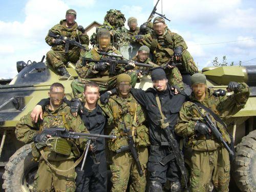 411 отдельный отряд спецназа гру: