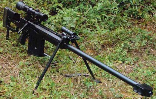 Великокаліберні снайперські гвинтівки Китаю, Канади, ПАР