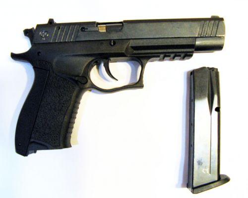 """Ещё видео по запросу  """"Травматический пистолет гроза 021 отзывы """" травматический пистолет Гроза 041 вы можете купить в..."""